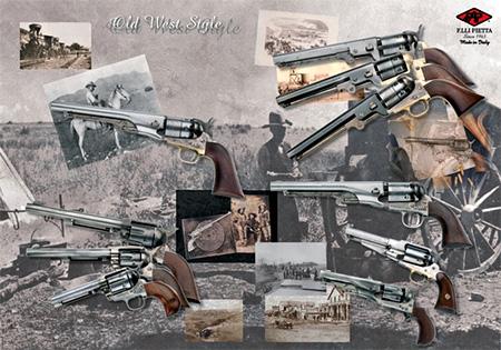 Revolvers PIETTA Colt