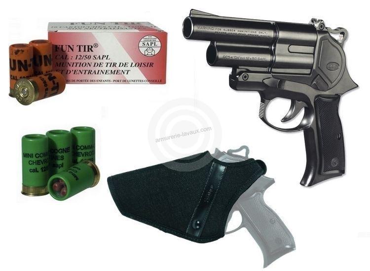 Fusil de défense et de tir