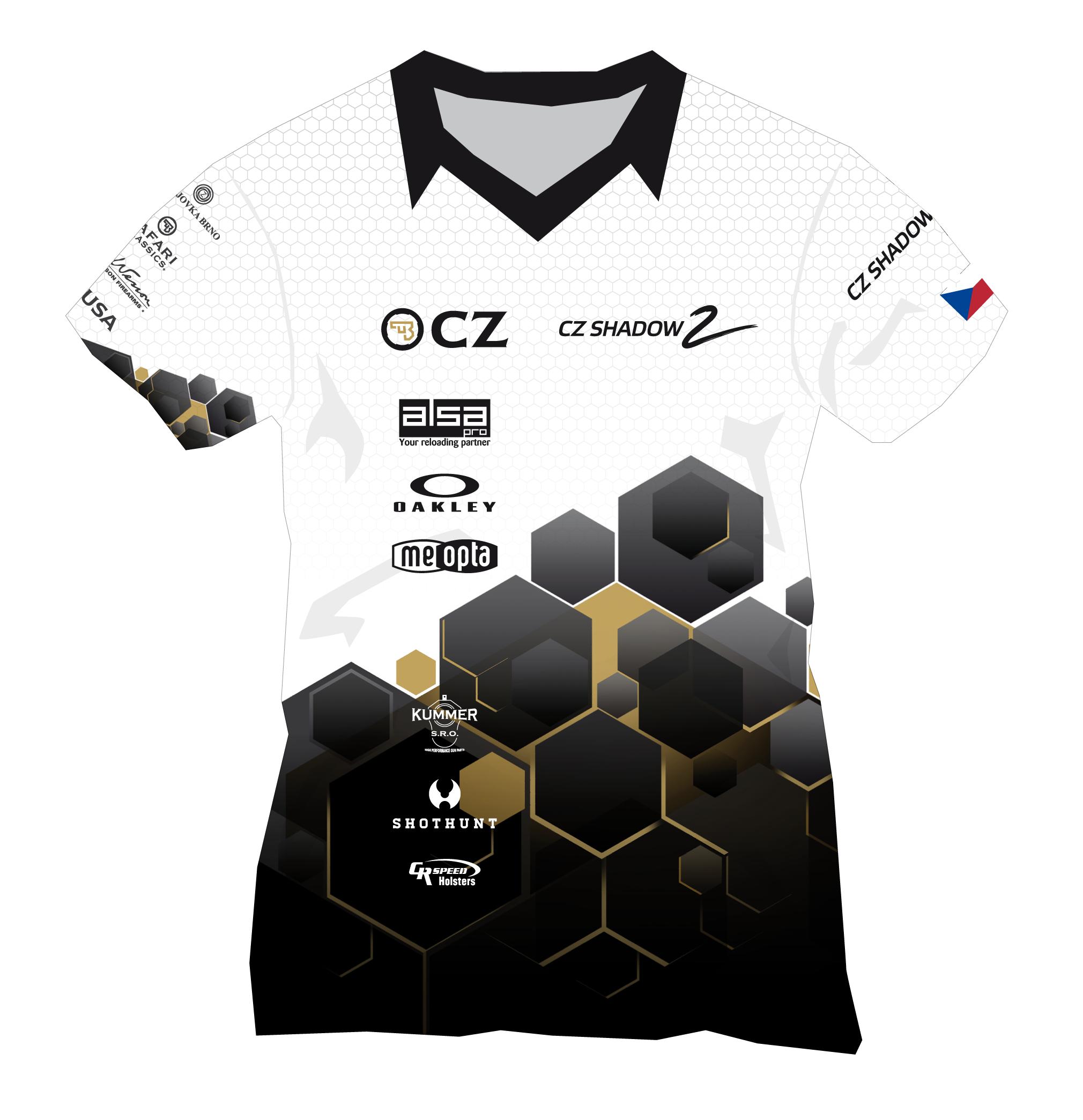 Polo CZ Shooting Team Taille. XXL