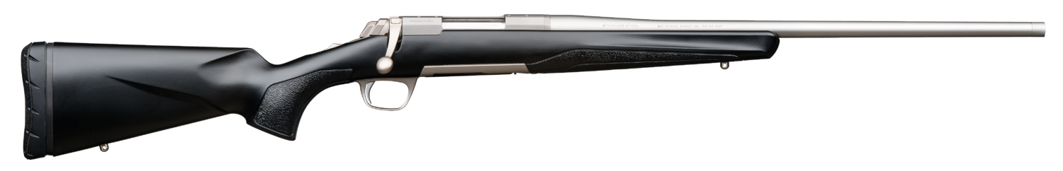 BROWNING X-BOLT STAINLESS Stalker Composite THREADED Cal.308 Win