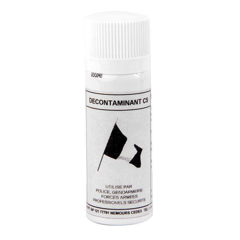 spray d contaminant gaz gel poivre cs d fense sur armurerie lavaux. Black Bedroom Furniture Sets. Home Design Ideas