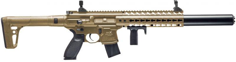 Carabine Co2 SIG SAUER MCX FDE Cal.4,5mm
