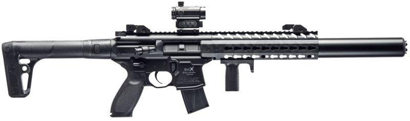 Carabine Co2 SIG SAUER MCX Black