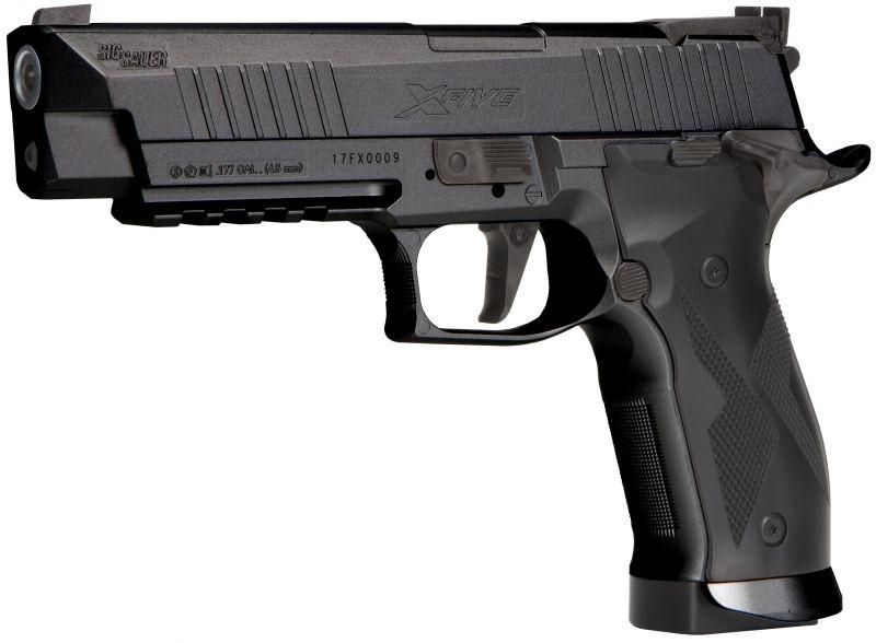 Pistolet à plombs SIG SAUER P226 X-FIVE Black cal.4,5mm