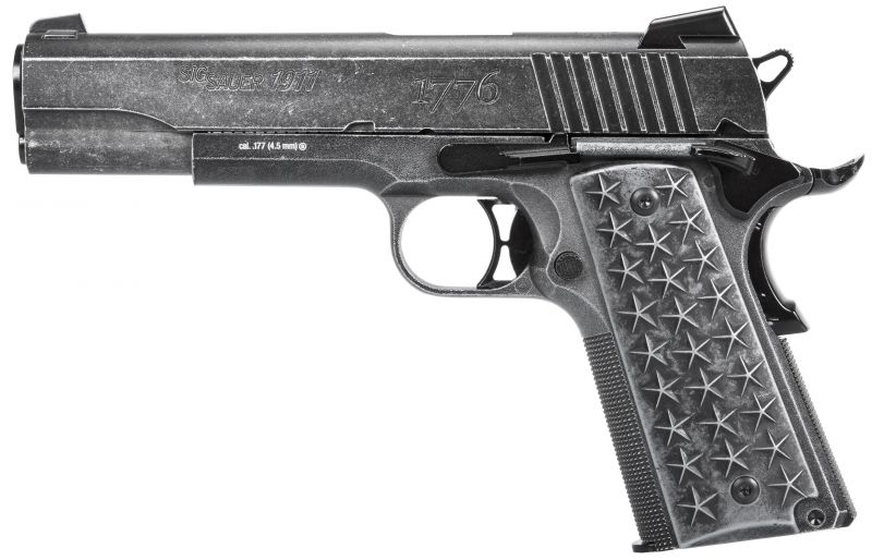 Pistolet à plombs SIG SAUER 1911 WE The People cal.4,5mm BB's