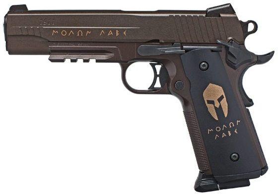 Pistolet à plombs SIG SAUER 1911 Spartan cal.4,5mm BB's