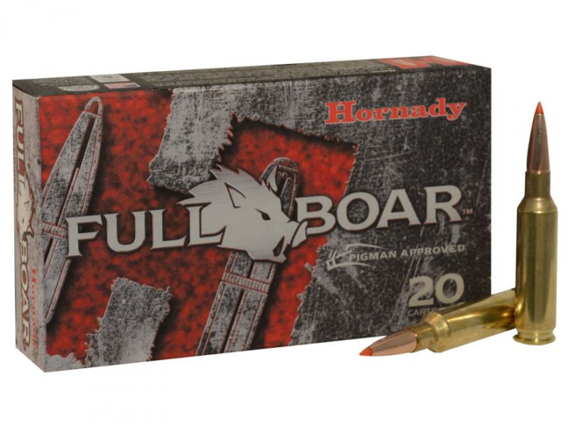HORNADY cal.6,5 Creedmoor GMX Full Boar 120 grains - 7.8 grammes