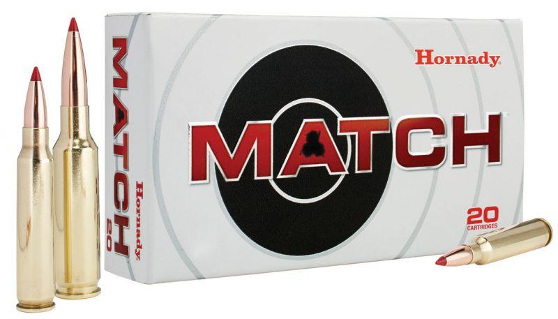 HORNADY cal.6,5 Creedmoor ELD Match 140 grains - 9.1 grammes