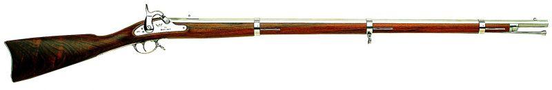 Mousquet à poudre noire CHIAPPA 1861 MUSKET 40