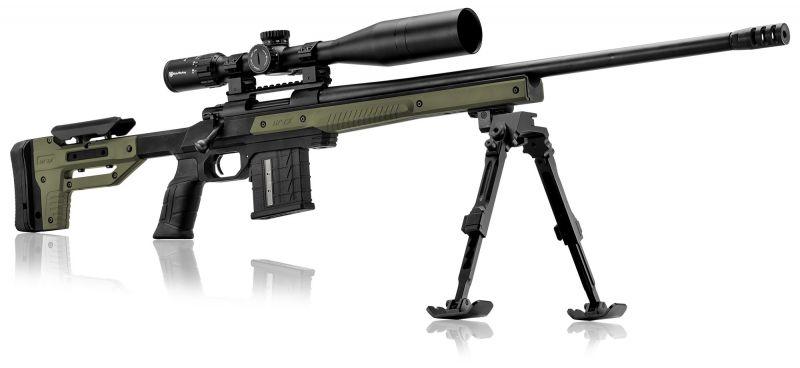"HOWA ORYX Chassis Rifle cal.308 Win ""Pack Nikko Stirling Diamond 6-24x50"""