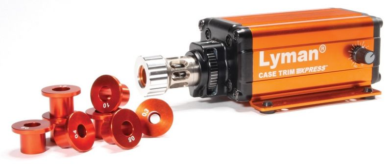 Raccourcisseur de douilles électriques LYMAN Case Trim Xpress