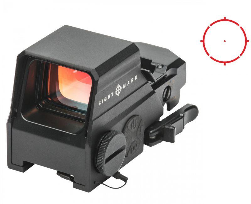 Viseur point rouge SIGHTMARK Ultra Shot LQD Noir Multi-Réticule