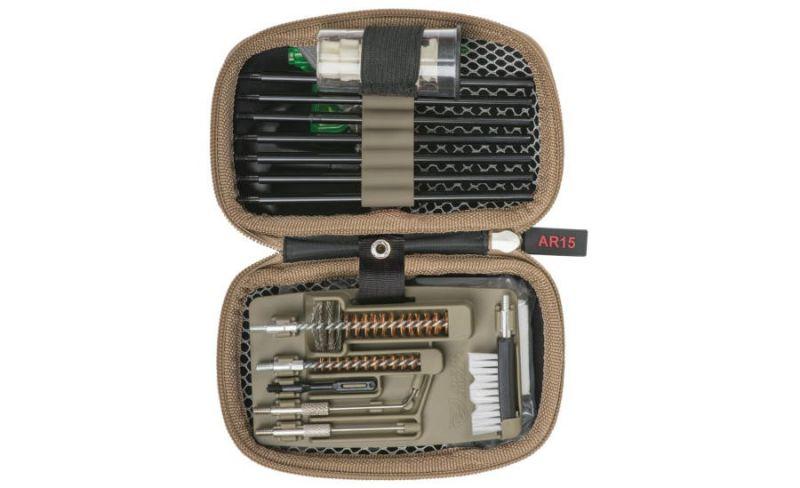 Kit de nettoyage REAL AVID Gun Boss pour AR15