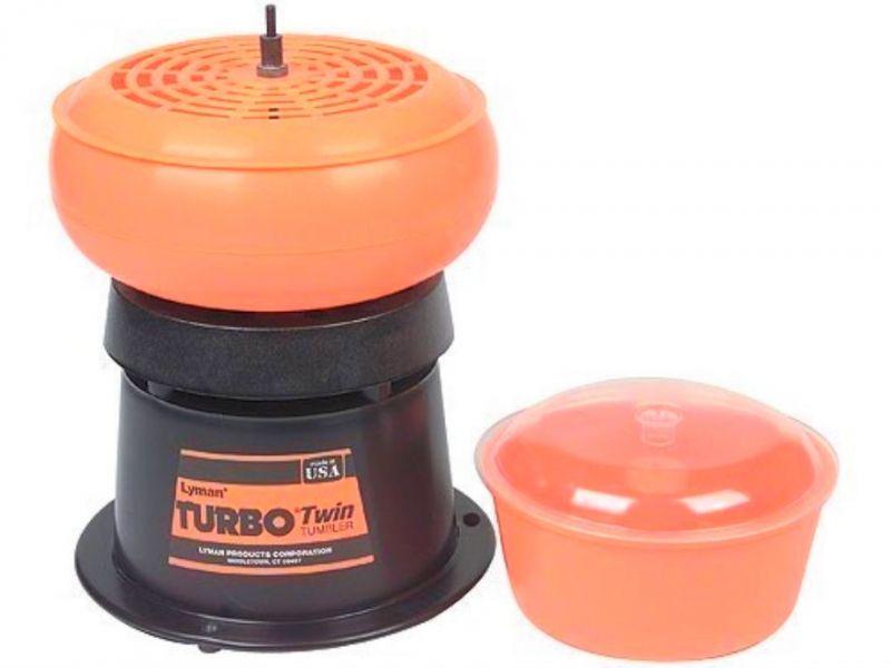 Nettoyeur de douille Lyman Turbo Twin Tumbler