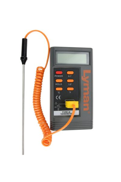 Thermomètre à plombs Digital LYMAN
