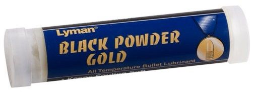 Tube lubrifiant des ogives LYMAN Black Powder gold Bullet Lube