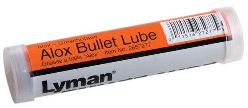 Tube lubrifiant des ogives LYMAN Alox Bullet Lube