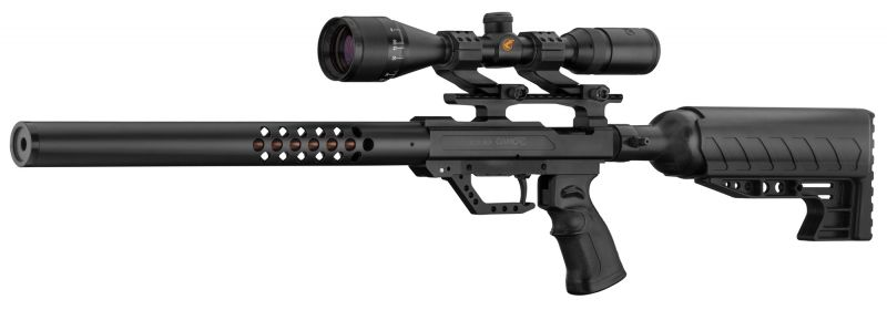 Carabine PCP GAMO BIG BORE TC-35 cal.35 (180 J)