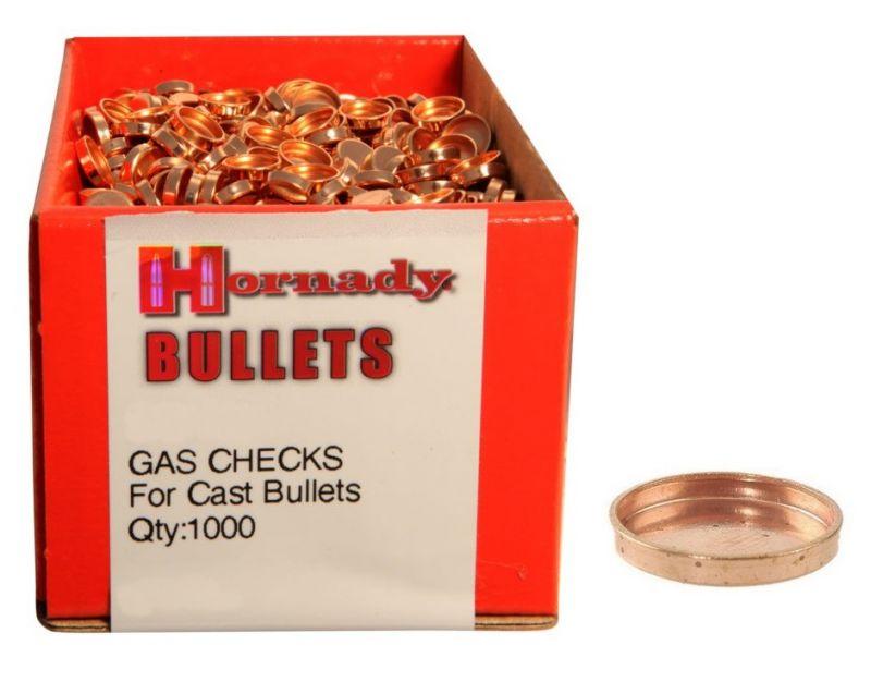 HORNADY Gas Checks cal.22 #7010 (sachet de 1000)