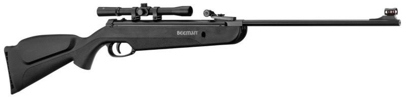 "Carabine à plombs BEEMAN QB22 Cal.4,5 mm ""Pack lunette 4x20"""