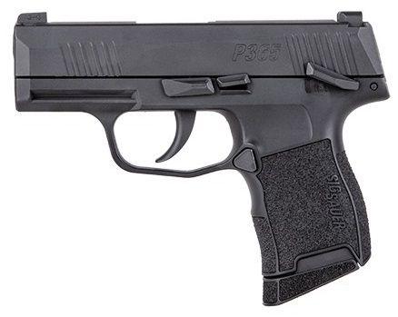 Pistolet à plombs SIG SAUER P365 Black cal.4,5mm