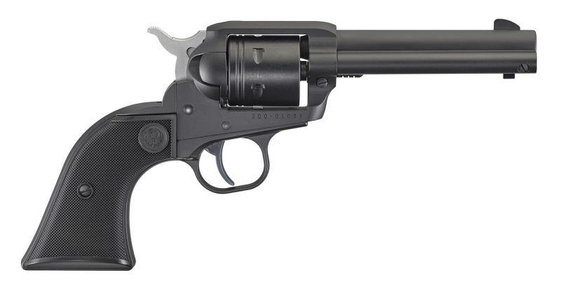 Revolver RUGER WRANGLER Black calibre 22 Lr