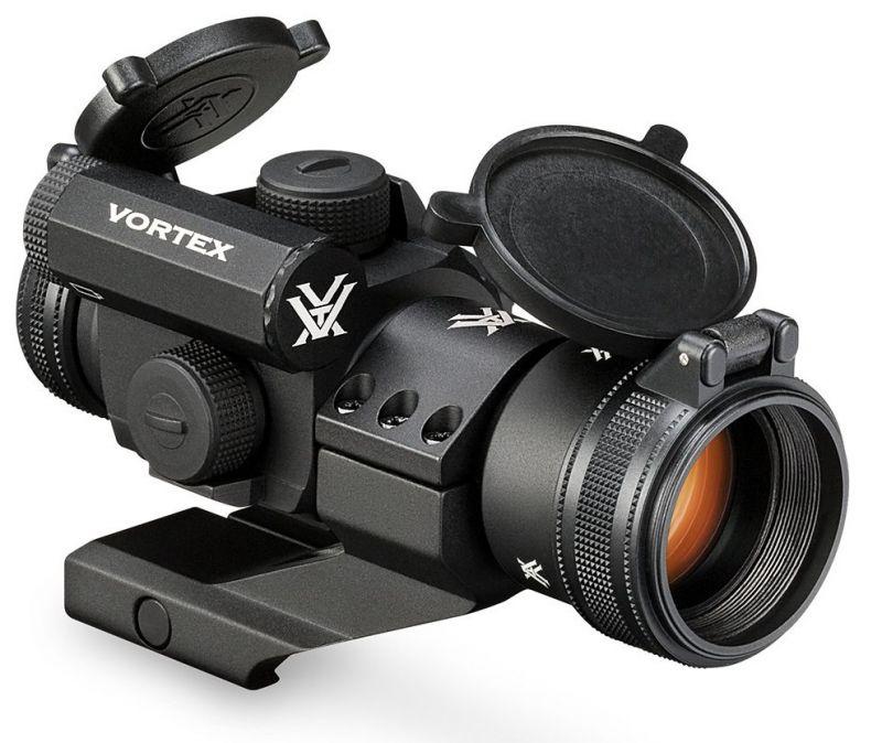 Point Rouge AR15 VORTEX STRIKEFIRE II Red Dot 4Moa