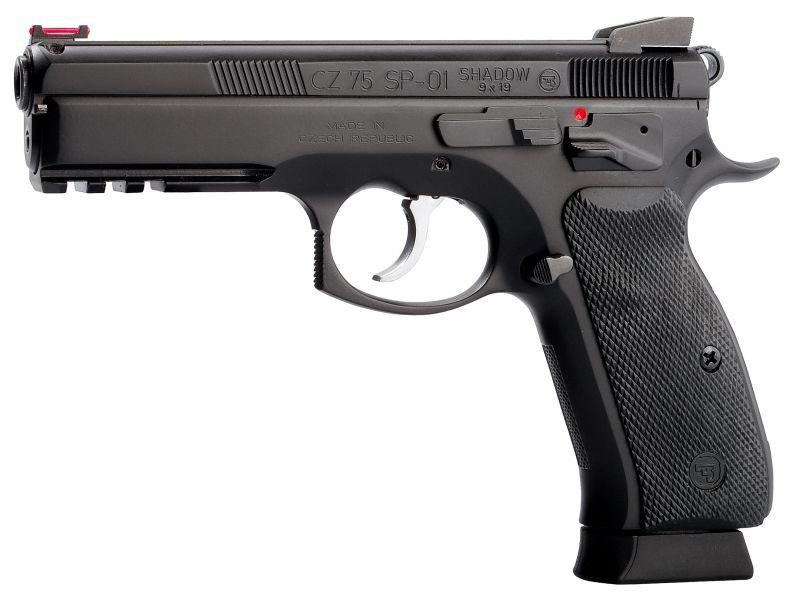 Pistolet CZ 75 SP01 Shadow calibre 9x19