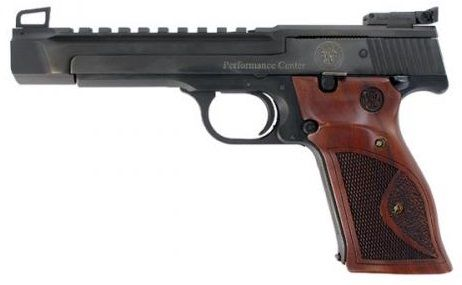 Pistolet SMITH & WESSON Model 41 Performance Center cal.22Lr