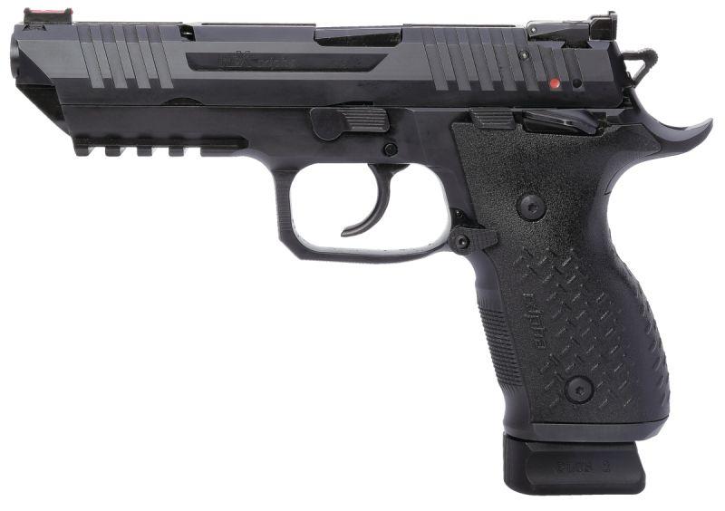 Pistolet REX ALPHA Black cal.9x19
