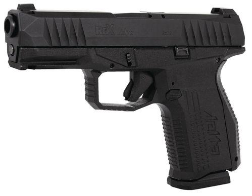Pistolet REX DELTA Black cal.9x19