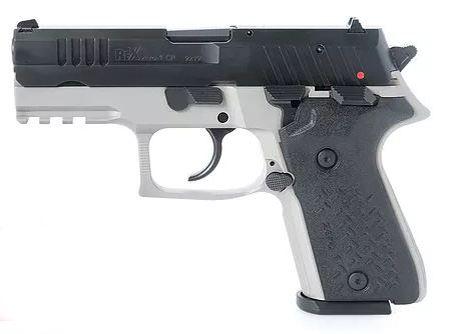 Pistolet REX ZERO1 Compact Dualtone cal.9x19