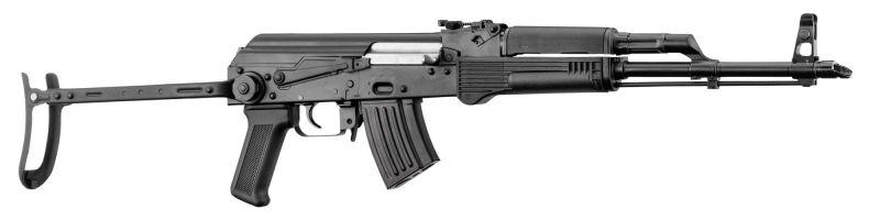 Carabine AK47 WBP Jack Repliable (41,5 cm) cal.7,62x39
