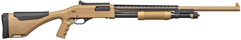 Fusil à pompe WINCHESTER SXP Xtrem Dark Earth Rifled cal.12/76