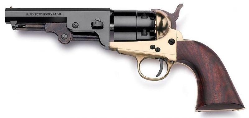 Revolver à Poudre Noire Pietta 1851 Reb Nord Navy SHERIFF