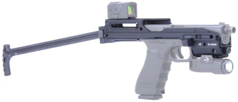 Crosse - chassis B&T USW pour Glock /17/19/19x/34/45 (gén.3-4-5)