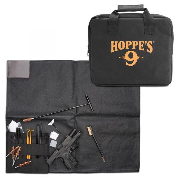 Tapis de démontage et kit de nettoyage HOPPE'S pour armes