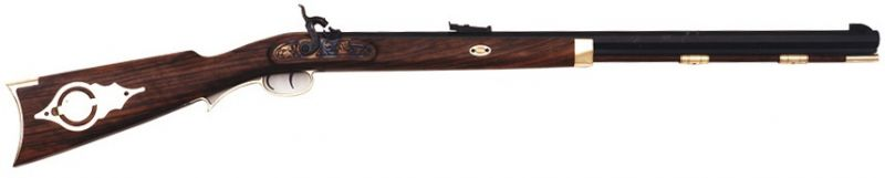 Fusil à poudre noire INVESTARM HAWKEN 120B à percussion cal.45