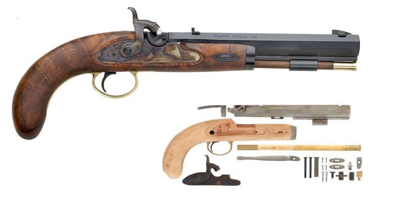 Kit nettoyage et entretien pour pistolet fusil arme de poing Valise Bois