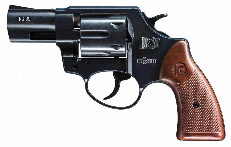 Revolver à blanc RÖHM RG 89 Bronzé cal.9mm R
