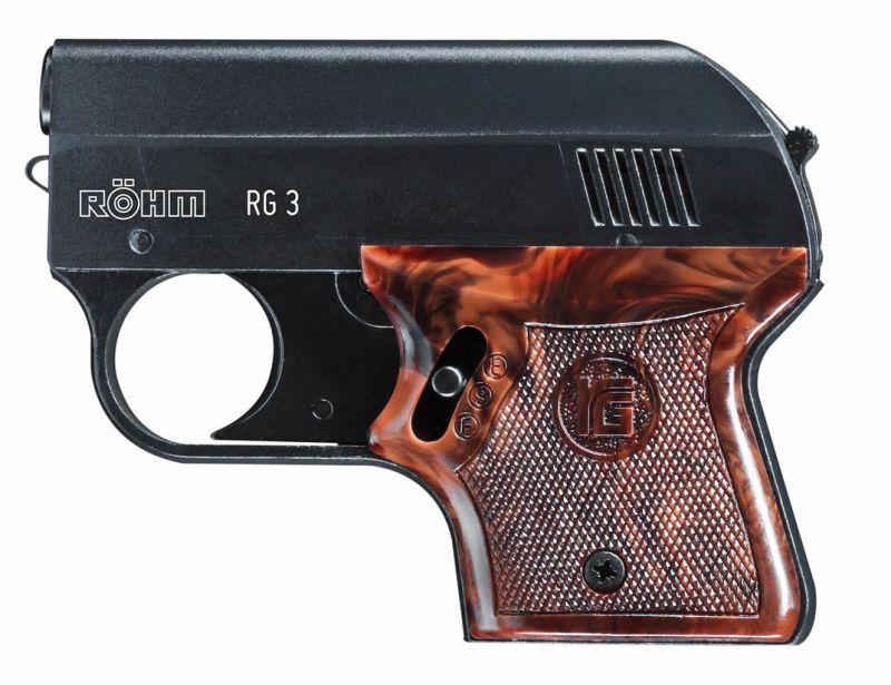 Pistolet à blanc RÖHM RG 3 cal.6mm Flobert