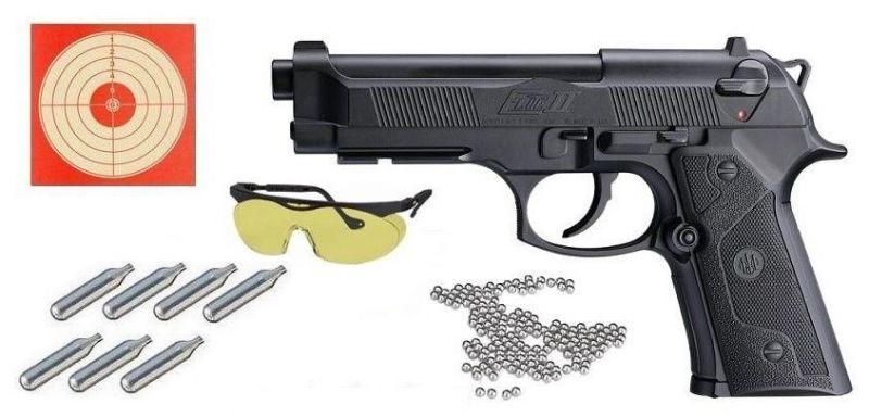 Pistolet BERETTA Elite II ''Pack'' UMAREX cal.4,5mm BB'S