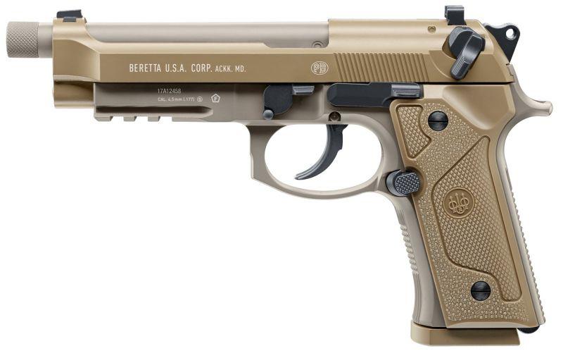 Pistolet BERETTA M9 A3 FDE UMAREX Cal.4,5mm BB'S