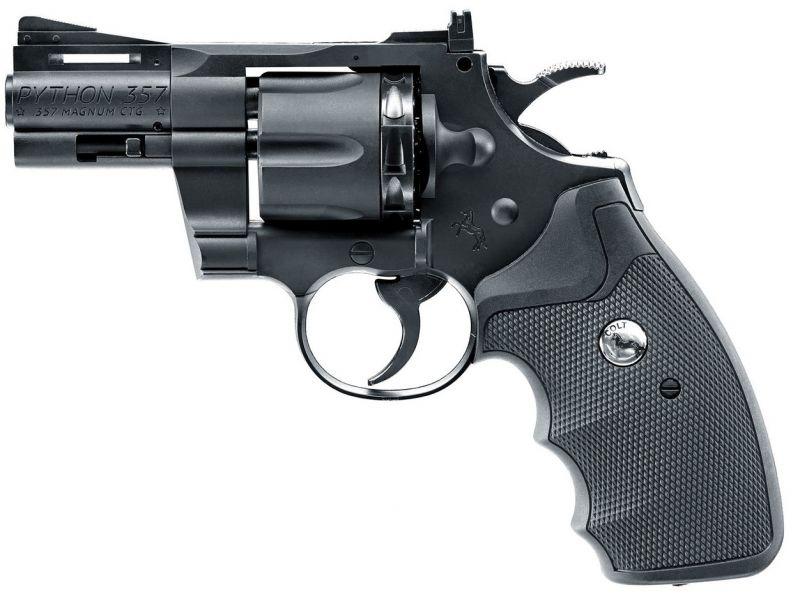 Revolver COLT PYTHON 2.5