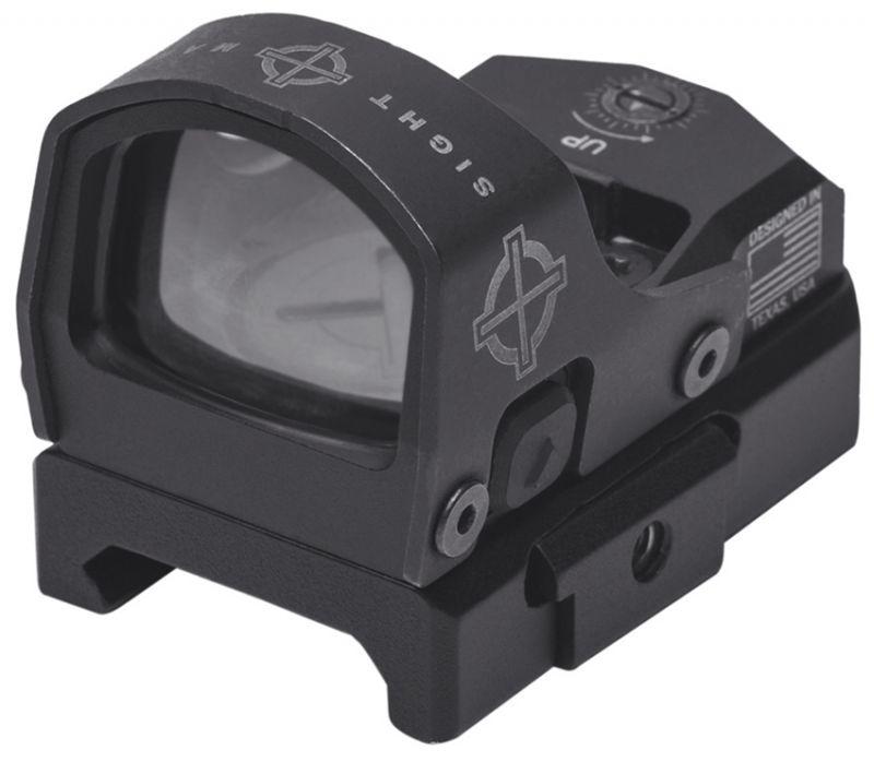Viseur point rouge SIGHTMARK Mini Shot M-SPEC FMS Black 3MOA