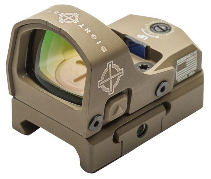 Viseur point rouge SIGHTMARK Mini Shot M-SPEC FMS Sable 3MOA