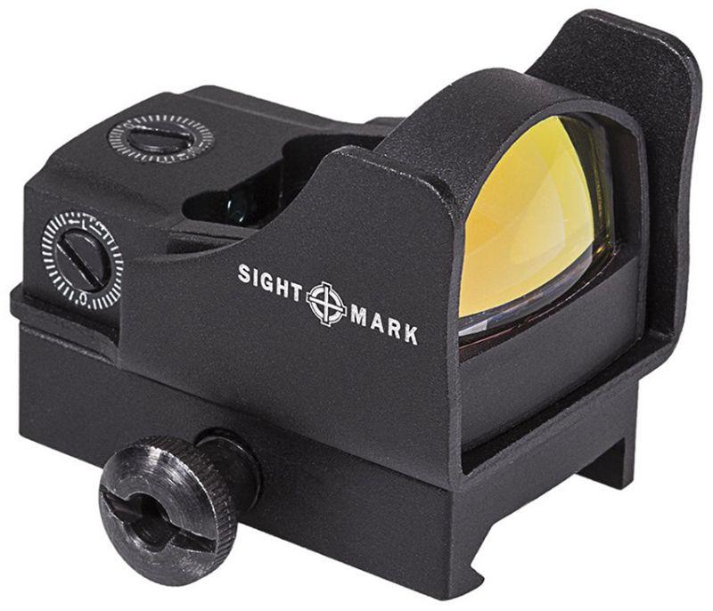 Viseur point rouge SIGHTMARK Mini Shot PRO SPEC Rouge 5MOA