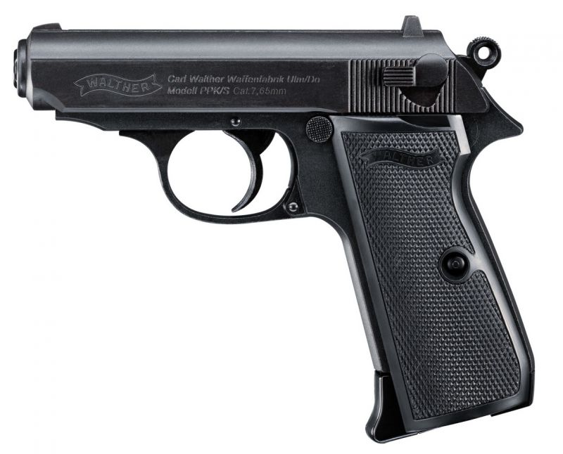 Pistolet WALTHER PPK/S Bronzé UMAREX Cal.4,5mm BB'S