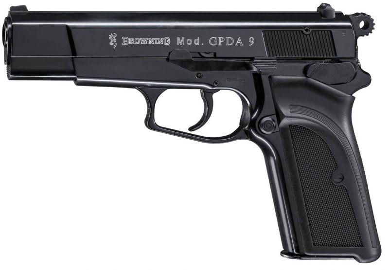 Pistolet BROWNING GPDA Bronzé UMAREX cal.9mm P.A.K