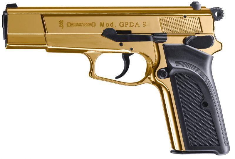 Pistolet BROWNING GPDA Gold UMAREX cal.9mm P.A.K